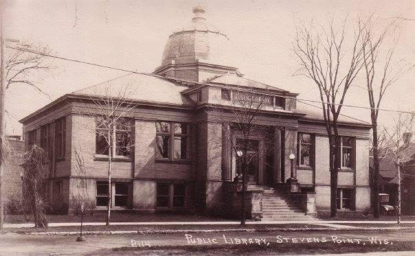 Stevens Point's Carnegie Library
